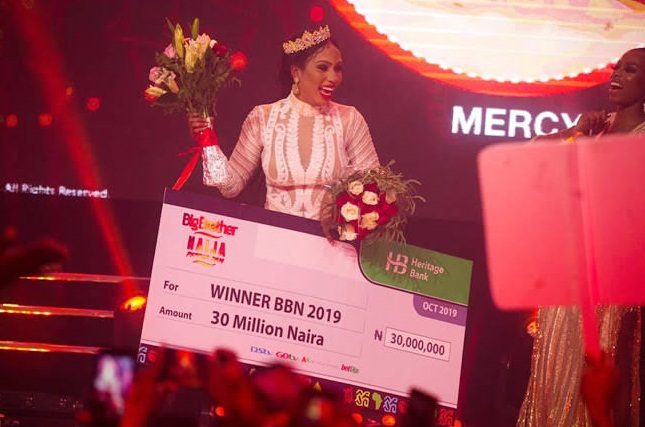 Mercy BBNaija winner