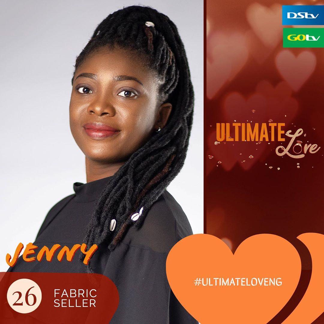 Jenny Ultimate Love