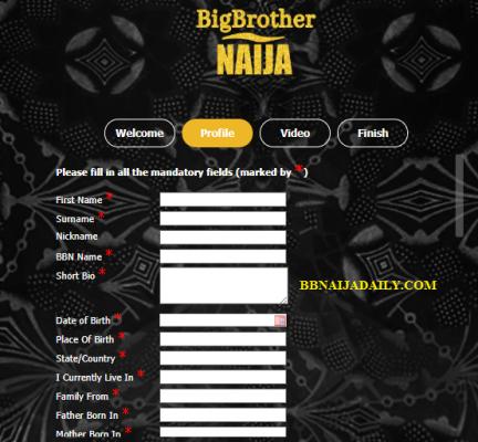 Big Brother Naija Starting Date & Time 2021 (Season 6 ...