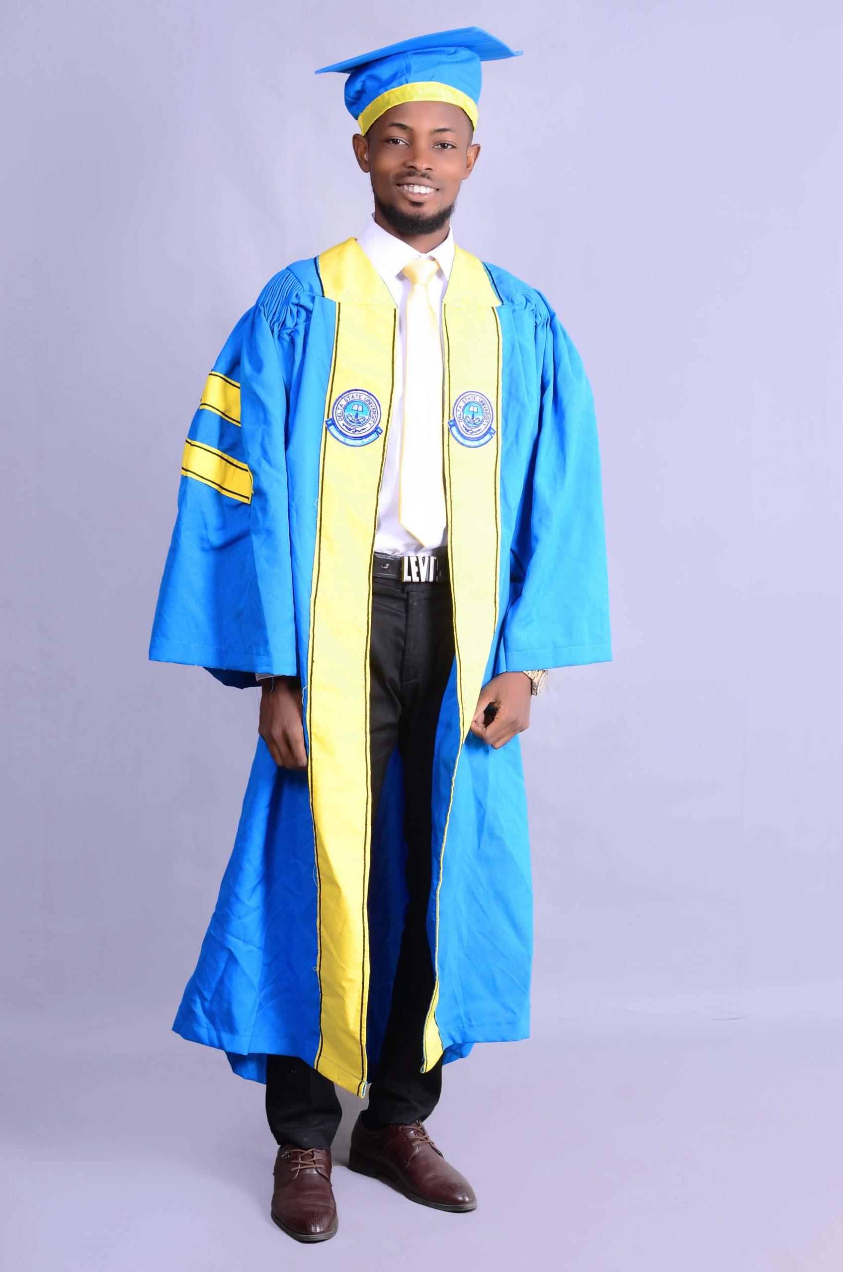 Gbagbeke Kelvin Obakore