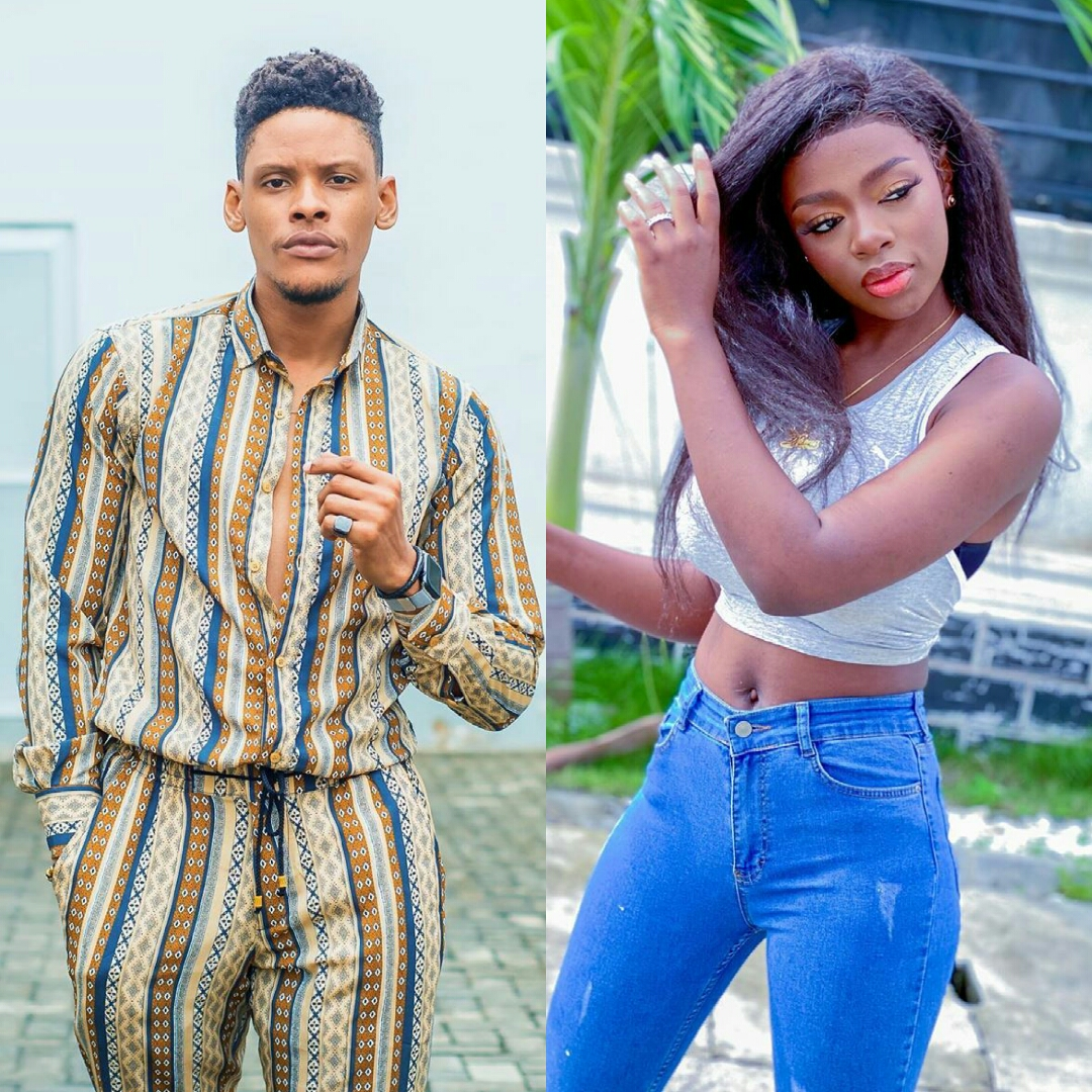 Diane and Elozonam BBNaija