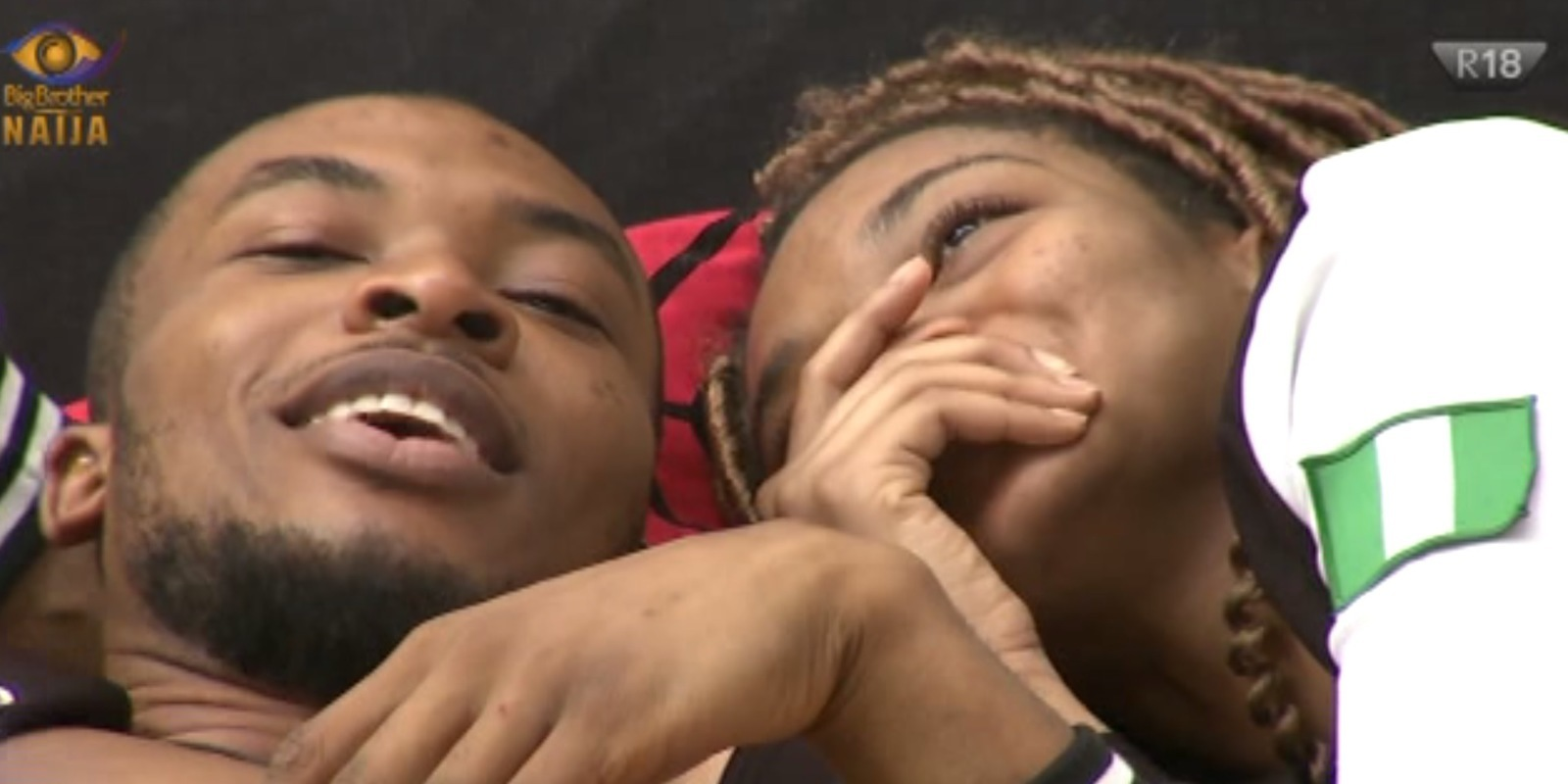 Eric and Lilo sex Archives - BBNaija Daily