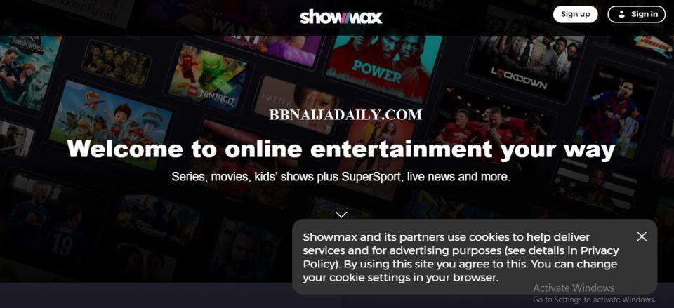How to Watch Big Brother Naija (BBNaija) Season 6 Show ...
