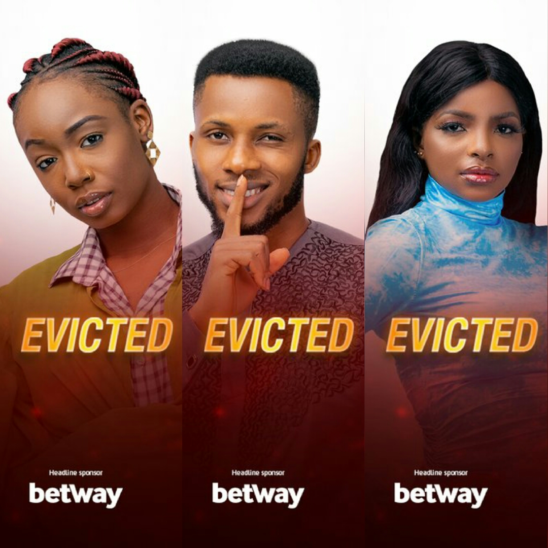 BBNaija Week 6 Evicted Housemates