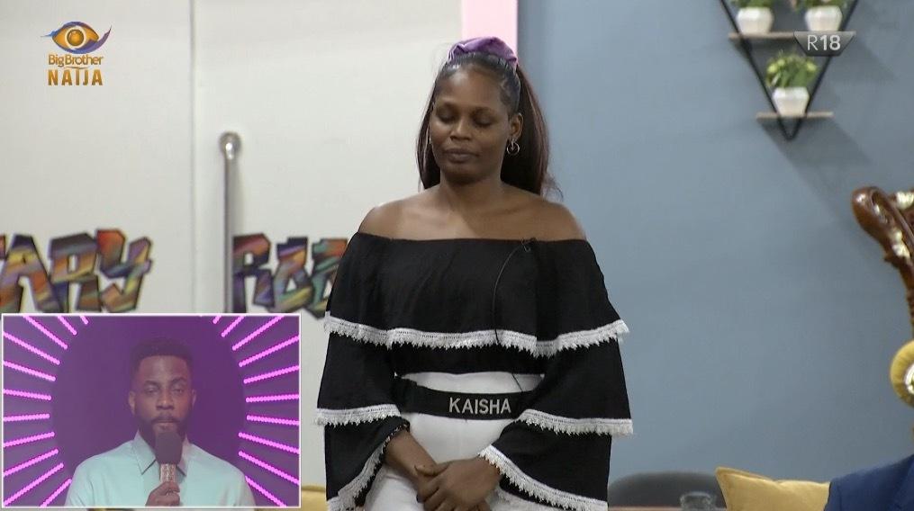 Kaisha Evicted