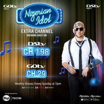Nigerian Idol channel