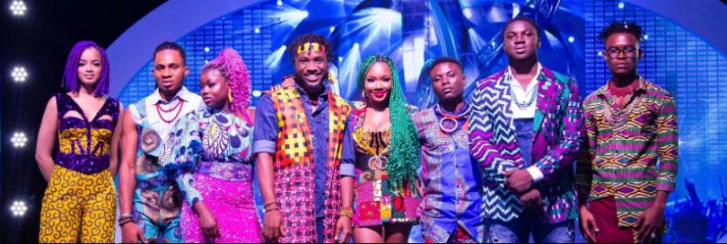 Nigerian Idol Top 8