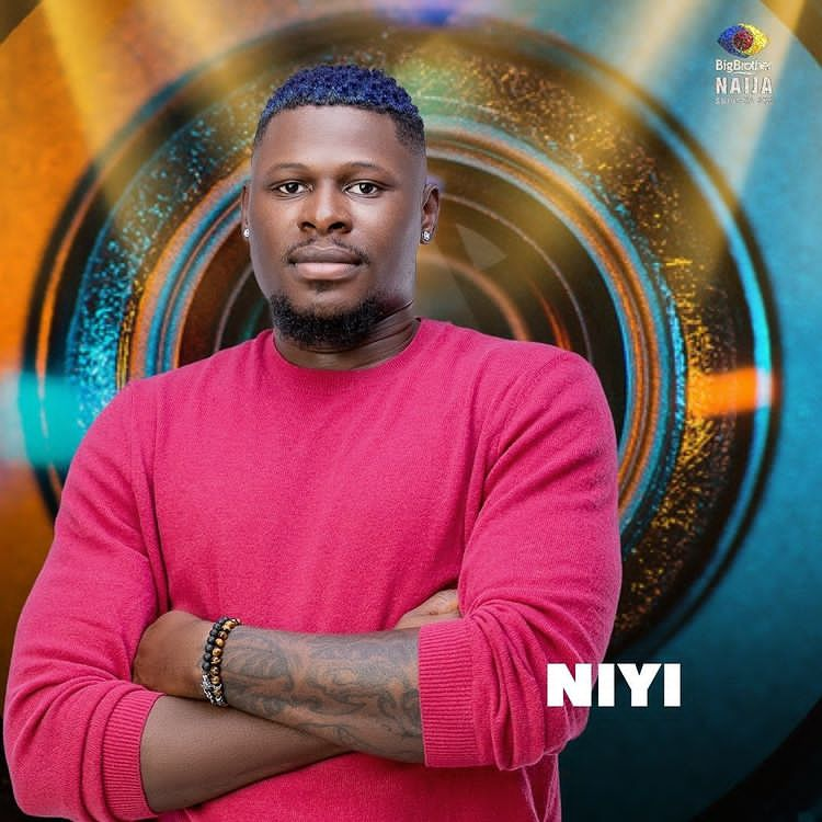 Niyi BBNaija Biography