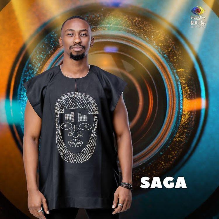 Saga BBNaija Biography