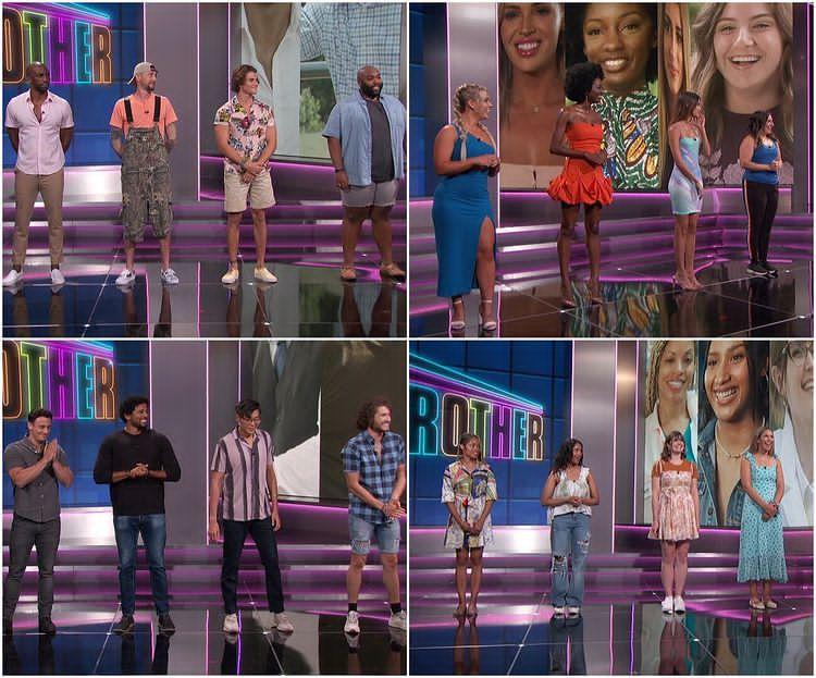 Big Brother 23 Highlights