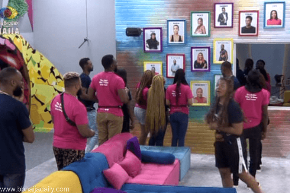 BBNaija Evicted Housemates Pictures